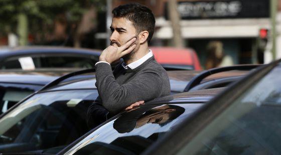 Carlos Lloret, director de Uber para Europa del Sur