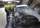 Las aseguradoras pagarán un 16% más por accidentes de tráfico
