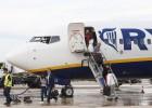 Los aeropuertos regionales sobreviven a golpe de subvención