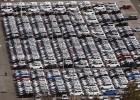 El sector del automóvil sostiene el aumento de las exportaciones