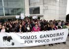Los ganaderos gallegos piden que se cumpla el pacto de la leche