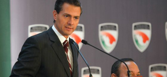 El presidente de México, Enrique Peña Nieto, impulsó un paquete de reformas que han alentado a los inversores extranjeros.
