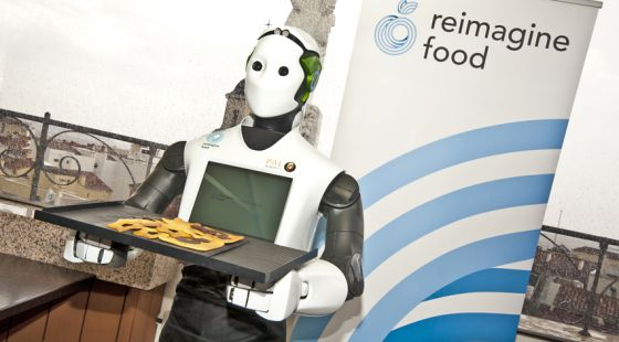 Los robots desembarcan en su cocina