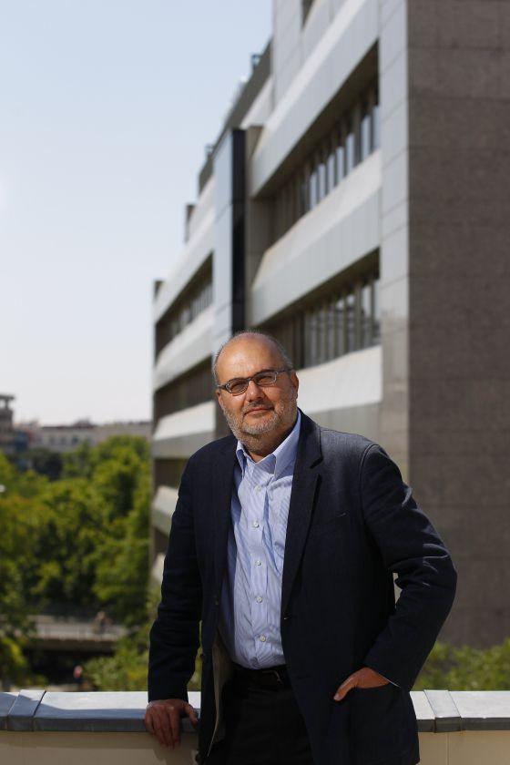 Brako Milanovic, experto del Banco Mundial en desigualdad, en una visita a Madrid.