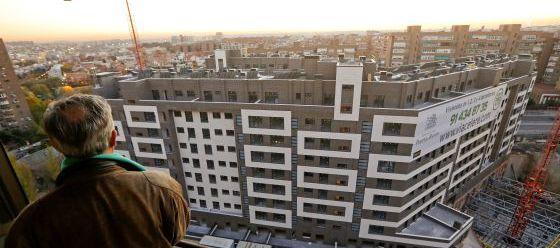 En Madrid la vivienda media se ha encarecido un 3,8% en 2015