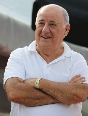 Amancio Ortega, el segundo hombre más rico del mundo