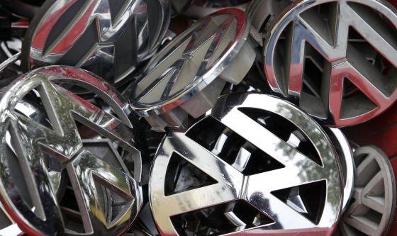 Logos de segunda mano de vehículos Volkswagen.