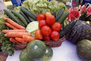 Detalle de varias verduras. EFEArchivo