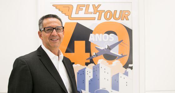 Eloi D'Ávila de Oliveira, presidente de Flytour Viagens.