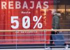 Las ventas del comercio crecieron con fuerza en el mes de rebajas