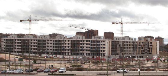Varias promociones de viviendas en Arroyo del Fresno, en Madrid