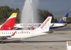 Los aeropuertos españoles cierran su segundo mejor año de la historia