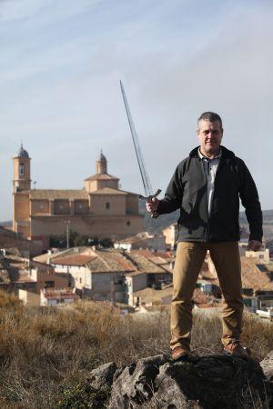 Ricardo Lop, fundador de Aceros de Hispania.