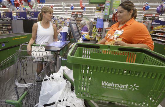 Establecimiento de WalMart