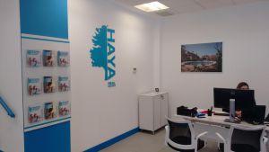 Haya Real Estate acaba de abrir su primera agencia en el Paseo de las Delicias, en Madrid.
