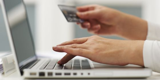El comercio electrónico ha despegado en España.