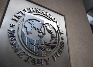 Sede del Fondo Monetario Internacional (FMI) en Washington (EE UU)