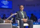"Sánchez Galán: ""España vuelve a estar en la agenda de Davos"""