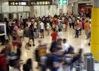 Las tasas aeroportuarias europeas han subido un 90% en 10 años
