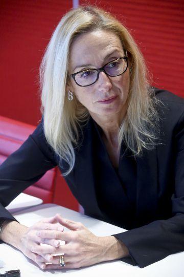 Mirian Fernandez de Heredia, directora de ratings de Standard & Poors. rn