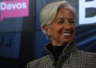 Lagarde confirma que opta a la reelección al frente del FMI