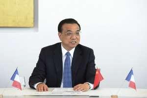El primer ministro chino Li Keqiang. EFEArchivo