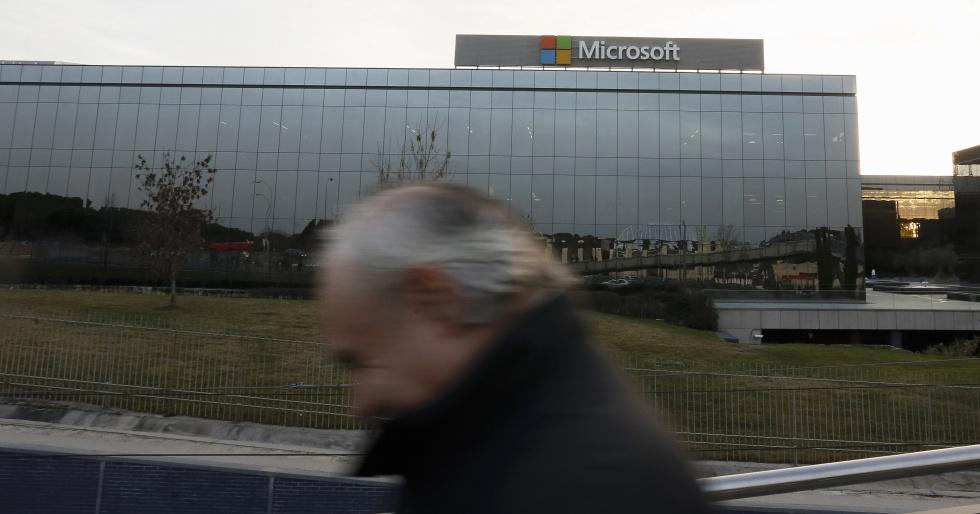 Sede central de Microsoft en España