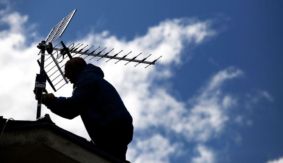 Amplificador de señal TDT
