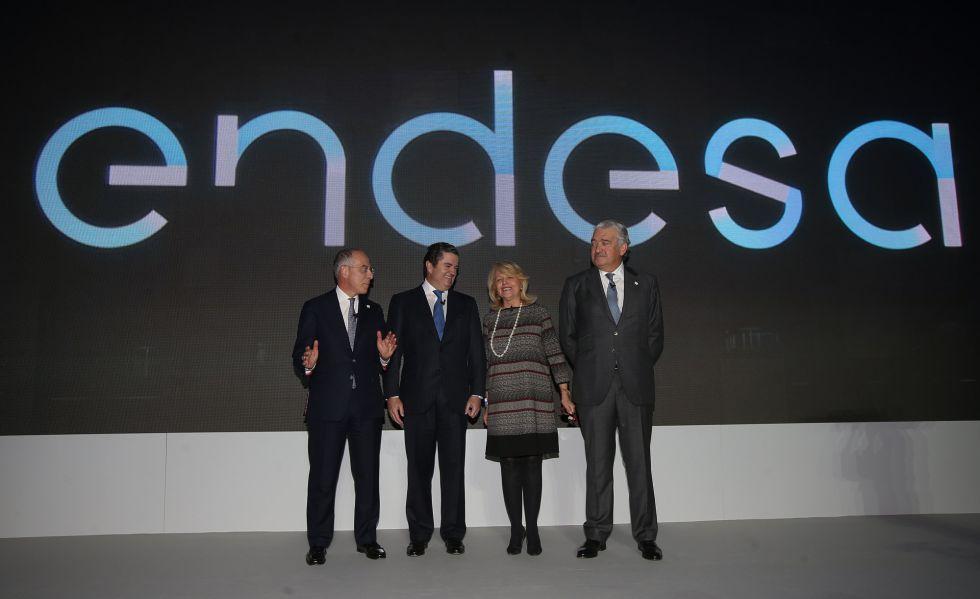 Nueva imagen de Enel y Endesa