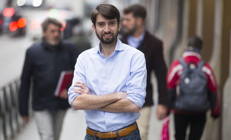Jerónimo Folgueira, Consejero Delegado de eDarling