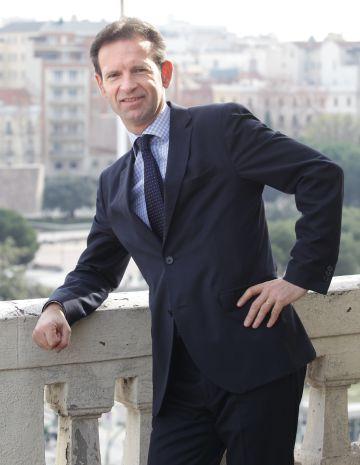 Olivier Chatain, director general de Indosuez Europa