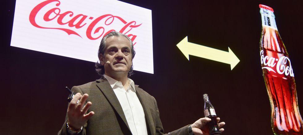 Marcos de Quinto, en una reciente presentación en París