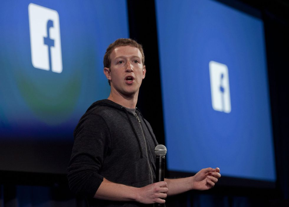 El cofundador de Facebook, Mark Zuckerberg