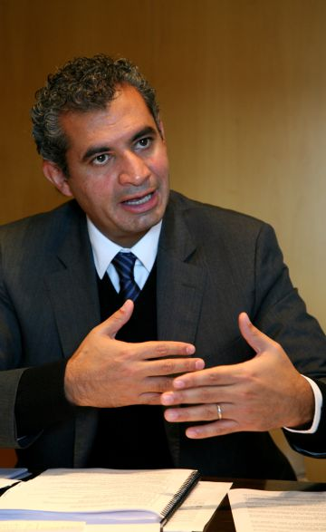 Enrique Ochoa, director general del CFE mexicano