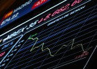 El Ibex se deja un 2,5% y regresa a niveles de mediados de 2013