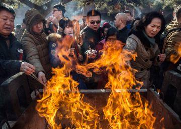 El Año Nuevo chino 2016, gancho comercial también en España