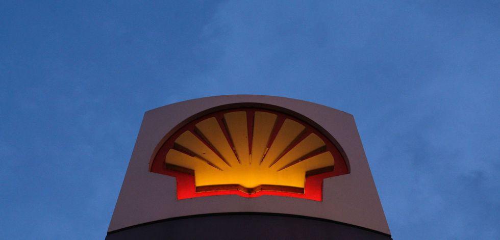 Logo de Royal Dutch Shell