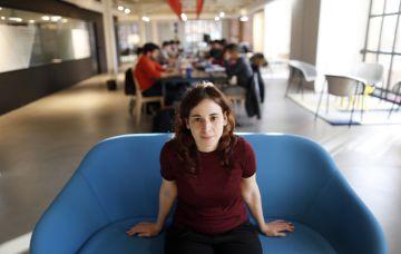 Carmen Bermejo, vicepresidenta de la Asociación Española de Startups.