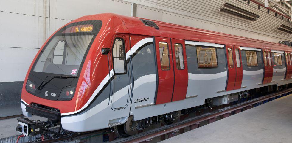 CAF suministrará tranvías en Australia y tiene otros contratos en Rusia