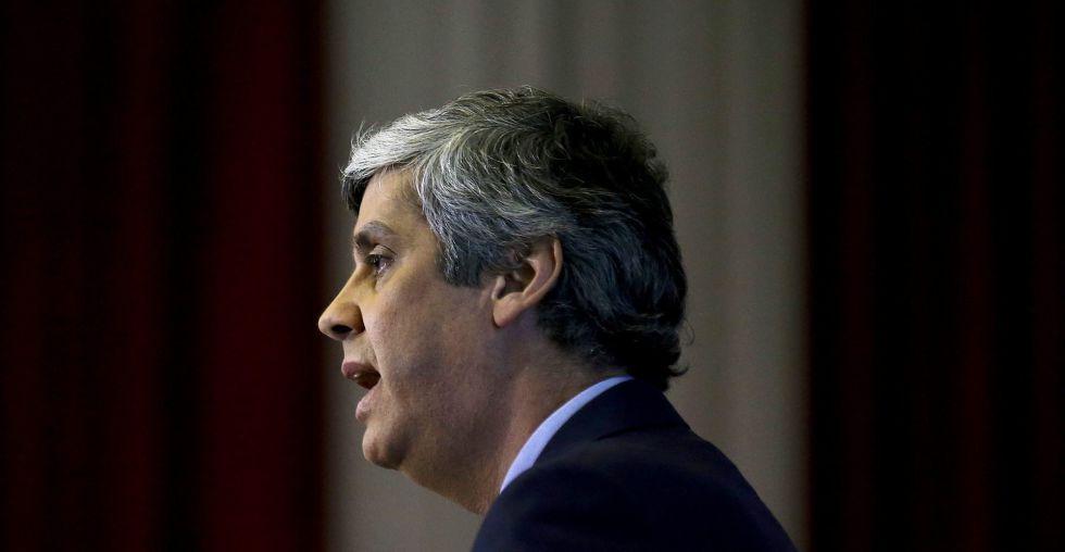 El ministro luso de Finanzas, Mário Centeno