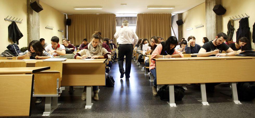 Algunas universidades públicas han suprimido los años sabáticos.