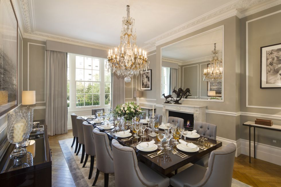 A la venta la casa de Margaret Thatcher por 39 millones de euros