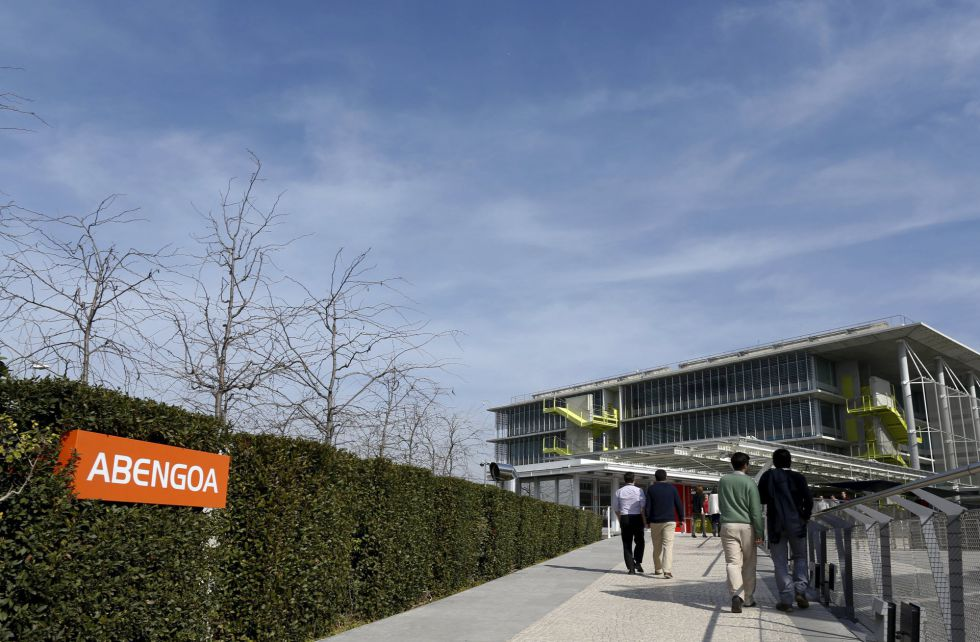 El campus Palmas Altas, en la sede de Abengoa en Andalucía. REUTERSMarcelo del Pozo
