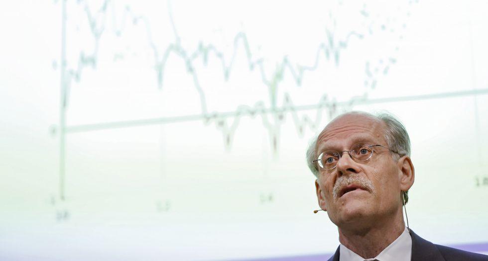 Stefan Ingves, gobernador del Banco de Suecia.
