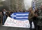 Grecia vuelve a entrar en recesión dos años después