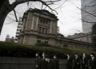 La economía japonesa vuelve a los números rojos