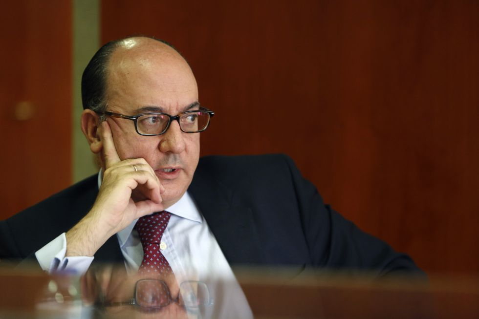 Jose Maria Roldan, presidente de la AEB.Samuel Sánchez.