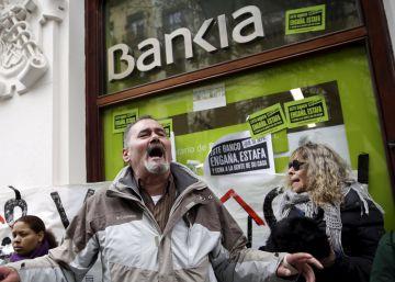 Bankia devolverá el dinero a todos los pequeños accionistas con intereses