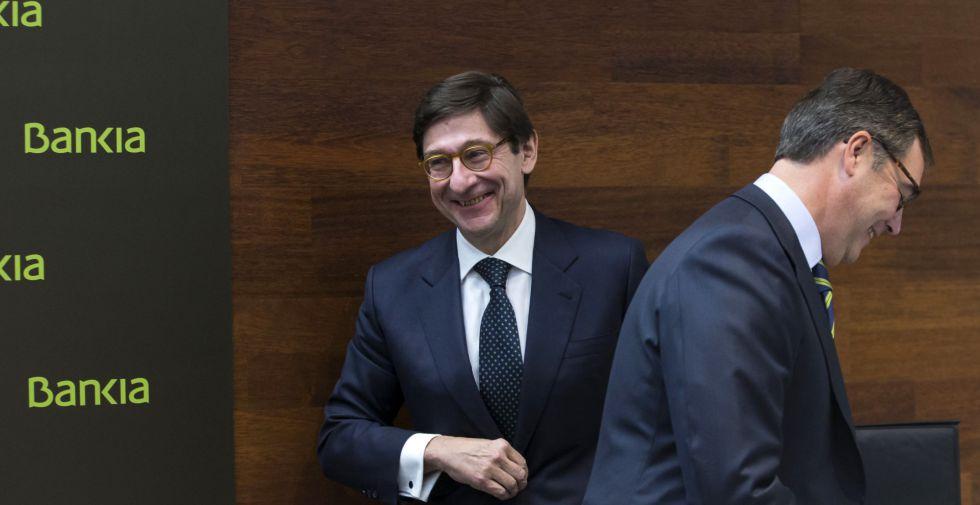 Devolución acciones de Bankia