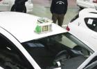 Lucha callejera por los dominios y la supervivencia del taxi
